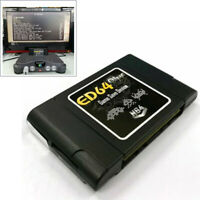 For D64 Plus Game Save Device Cartridge +16GB SD Card OSVersion Fits N64 GAMES