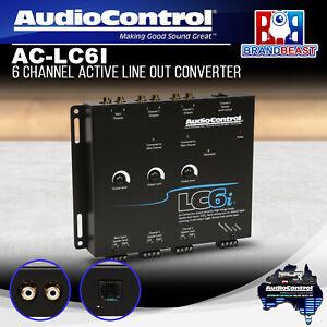 AudioControl AC-LC6i 6-Channel Active Line Out Converter