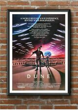 Dune 1980's Movie Film Poster Living Room Art Print Wall Painting Home Decor