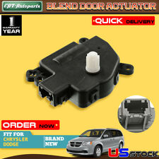 HVAC Heater Blend Door Actuator for Dodge Challenger Charger Grand Caravan 08-16