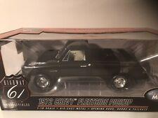 Highway 61 1972 Chevy Fleetside C10 Pickup 1:18 NIB