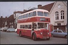 Bus Transport Postcard - East Kent MFN 888 - 1956 Guy Arab IV 6LW  - DP442