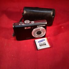 Samsung L830 8.1MP Digital Camera - Black