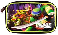 Nintendo Étui Ninja Turtles All DS (DS Lite, Dsi, Dsi XL ,3DS ) Indeca