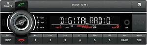 DAB DAB+ Auto Radio 24 Volt für LKW Truck mit USB AUX Bluetooth iPhone Musik