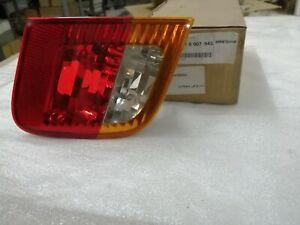 Original BMW 3' E46 2001-2005 Rear light in trunk lid, Left 63216907945