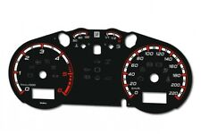 Seat Ibiza Cordoba 2002-2008 design 2 glow gauge plasma dials tachoscheibe glow