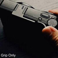 Designed For RICOH GR3 Aluminum Thumb Grip Thumb UP Shoe Hot Cover D7N8
