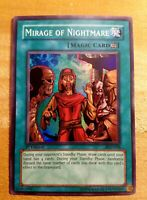 MIRAGE OF NIGHTMARE 1st FIRDT EDITION PGD-036 Near MINT RARE YUGIOH CARDS