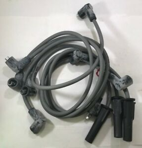 Spark Plug Wire Set Pro Fit Autolite 86460 fits 86-87 Excel 1.5L L4
