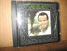 HARRY BELAFONTE CD ALL TIME GREATEST HITS VOLUME 1  RCA