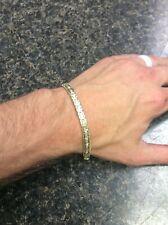 Ladies Sterling Silver Woven Bracelet
