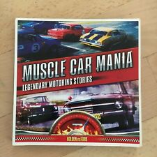 MUSCLE CAR MANIA, LEARNING MOTORING STORIES, HOLDEN VS FORD. 9781921878657