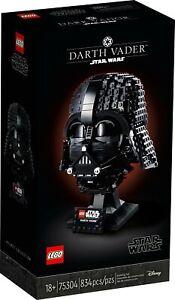 LEGO 75304 Star Wars Darth Vader Helmet Collection - BRAND NEW SEALED