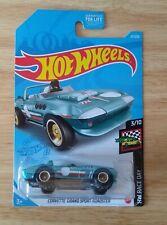 Hot Wheels Super Treasure Hunt Corvette Grand Sport Roadster 2021 3/10 NEW