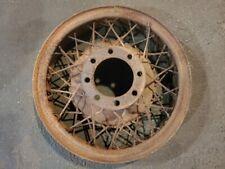 19x5 Original 1930 - 1931 Cadillac 353 & 452 V8 A Type Wire Wheel 8 Lug
