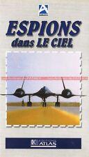 Espions dans le Ciel : K7 Video VHS Neuve / AVIONS AVION AVIATION MILITAIRE