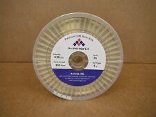 Hard Brass Edm Wire 1 One 132 Spool P 5 010 25mm Mitsubishi Sodick Fanuc