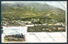 Svizzera Chiasso treno cartolina RB1517