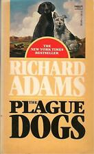The Plague Dogs by Richard Adams (1988~Paperback~New)