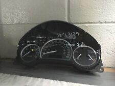 SAAB 9-3 93 Dash Clocks Metallic Facia 03-06 Z19DT/H 8V or 16V 12763129 APPR 90K