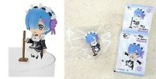 PUTITTO Re:ZERO Starting Life in Another World Sits on Glass Figure Rem Cleaning