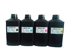 4x1000ml Premium Led UV Curable ink for Ricoh Spectra Xaar Seiko  Printer head