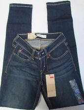 NWT Levis Jeans Curve ID Bold Curve Skinny Pencilstick Leg Size 1M/25