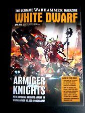 White Dwarf Magazine April Issue 2018 (new)