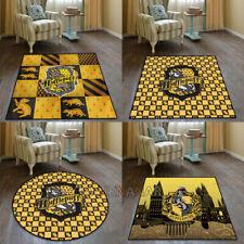Harry Potter Hufflepuff Carpet Floor Mat Home Area Rugs Carpet Multi-function