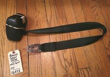1970's GM Cadillac Buick FRONT DRIVER'S Seat Belt Retractor *BLACK*   SUPER~!