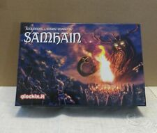 Samhain (Kickstarter Edition), Useful Items expansion & custom meeples.