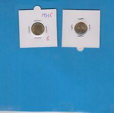 Gertbrolen 5 Centimes  Marianne en Cupro-Aluminium-Nickel 1971  Exemplaire N° 6