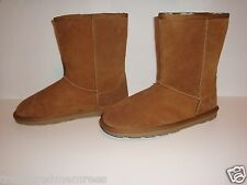 Sonoma Shearling Suede Mid-Calf Boots ~ Size 9 ~ New With Tags