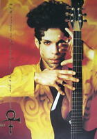 PRINCE & THE NEW POWER GENERATION POSTER ACT 1