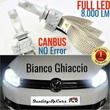 Kit Lampade LED H7 VW GOLF 6 VI tuning gti gdt ANABBAGLIANTI RLine 6500K CANBUS