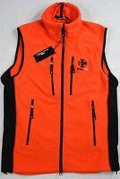 Ralph Lauren Polo RLX Fleece Vest Compact Track Jacket M MEDIUM NWT $165