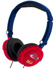 Lexibook HP010SP Headband Headphones - Blue/Red