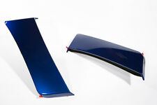 Roush 2015-2018 Mustang Quarter Side Scoops Painted J4 Deep Impact Blue
