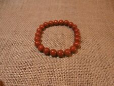 HIGH QUALITY AAA GRADE RED JASPER GEMSTONE BRACELET