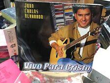 Cd Vivo Para Cristo Juan Carlos Alvarado