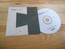 CD Indie Coloma - Dovetail (10 Song) Promo KLEIN RECORDS cb