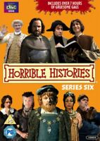 Horrible Histories Series 6 DVD Nuevo DVD (BBCDVD4045)
