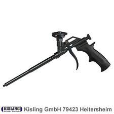 NBS Schaumpistole für Pistolenschaum wie PUPM 4 Black PTFE Antihaftbeschichtet