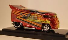 Liberty Promotions 17th Nationals Hot Wheels Volkswagen Bus VW RED REBEL RUN