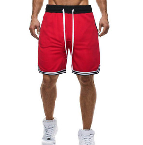 Men Bodybuilding Shorts Quick Dry Short Joggers High Quality Summer Beach Shorts