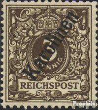 Carolines (Duits.Colony) 1II met gomstrook 1899 Print editie