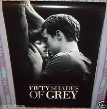 Fifty Shades Of Grey Original Two Sided Movie Poster, 27x40 Size, Free Shipping
