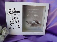 Our Wedding LED Box Guestbook Wishing Well Cards Pen