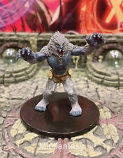 Yeti D&D Miniature Dungeons Dragons Runelords Pathfinder Abominable Snowman 44